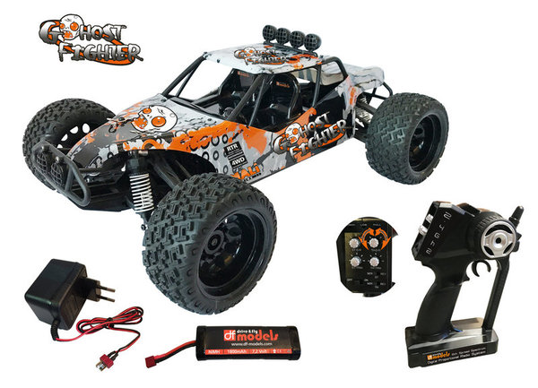 GhostFighter - RTR - brushed 4-WD