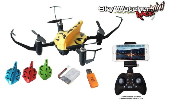 SkyWatcher Race Mini - RTF+FPV