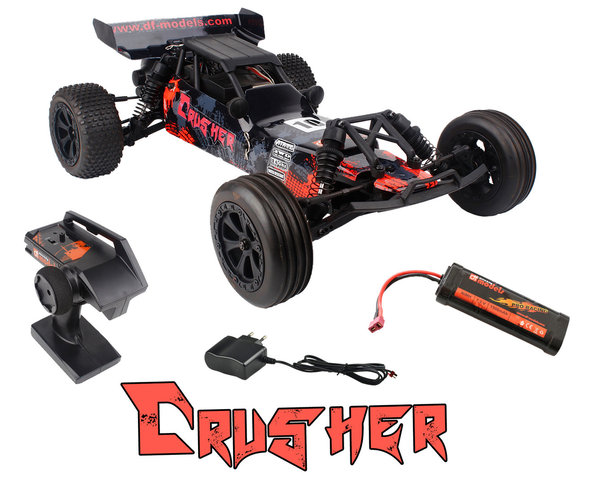Crusher Race Buggy 2WD - RTR