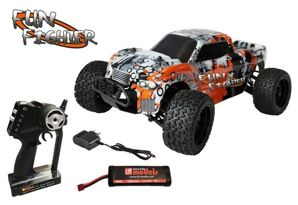 FunFighter - RTR - brushed Truck 4WD