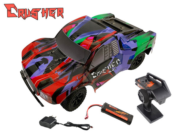 Crusher Race SC 2WD - RTR - No.3099